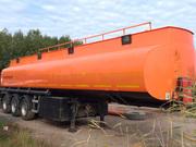 Спецпредложение Бензовоз ППЦ-40 (40 м³)