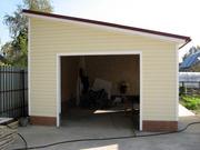 Строим гаражи и пристройка под ключ.