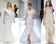 очень красивое свадебное платья,  производство италия