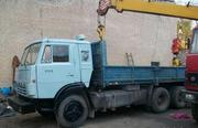 КАМАЗ-53212 борт